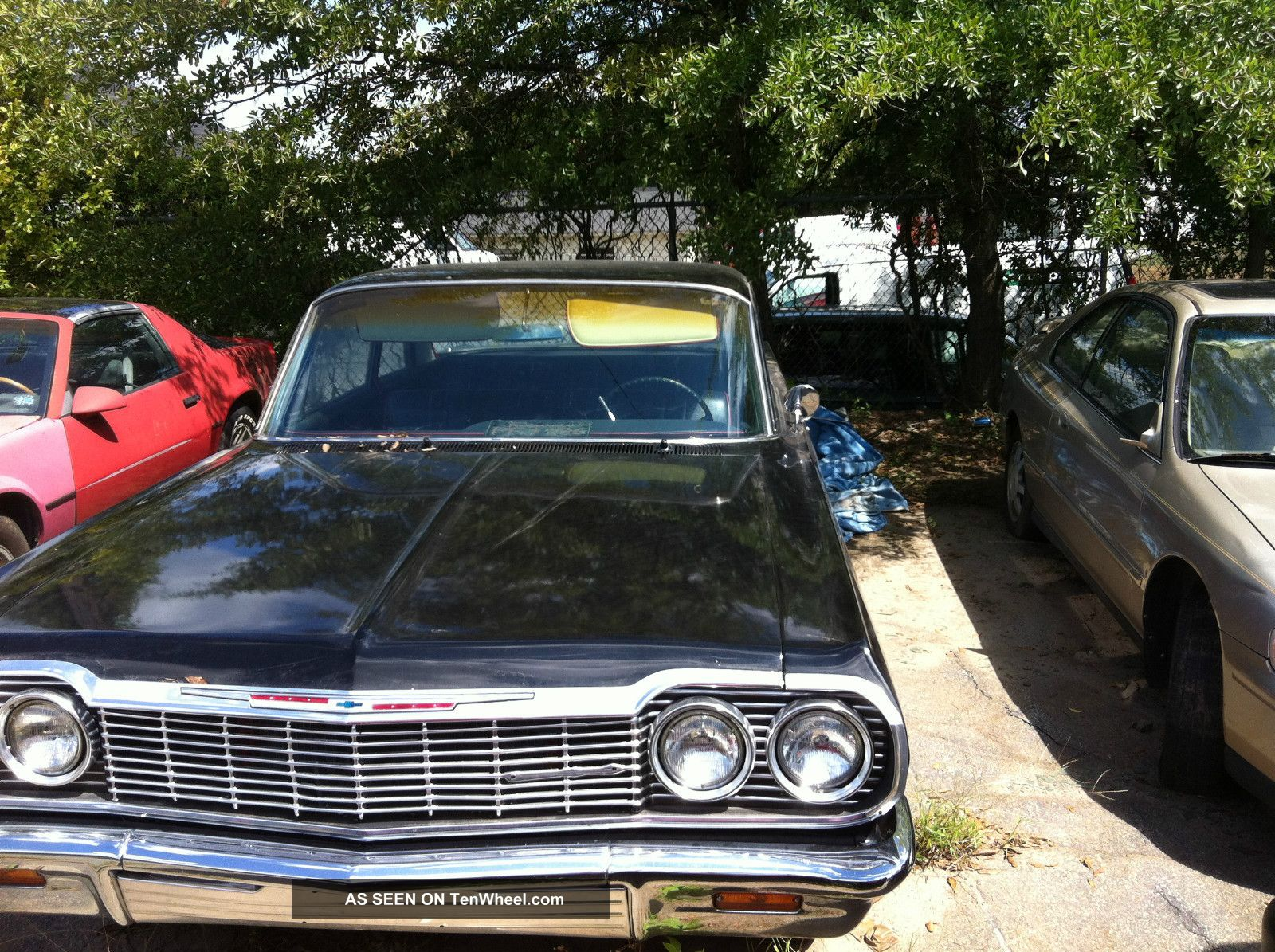 Project Car 1964 Chevy Biscayne Bel Air/150/210 photo