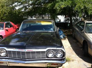Project Car 1964 Chevy Biscayne photo