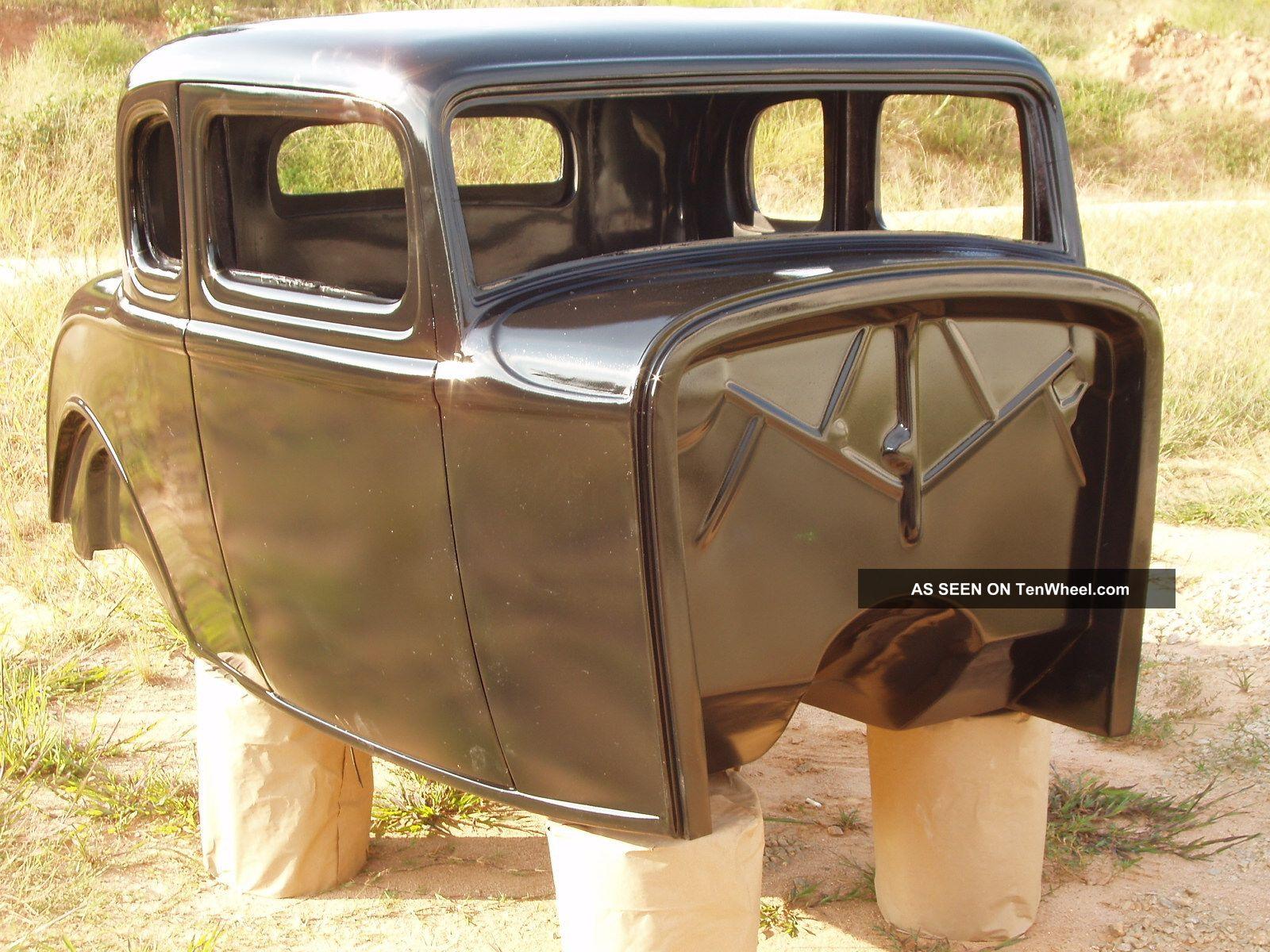 1932 ford 5 window fiberglass body for 1932 ford 5 window fiberglass body