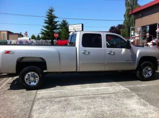 2007 Chevrolet Silverado 3500 Hd Ltz Crew Cab Pickup 4 - Door 6.  6l photo