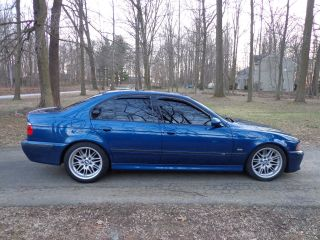 2000 Bmw M5 With All The 2001 Model Upgrades Full Screen photo