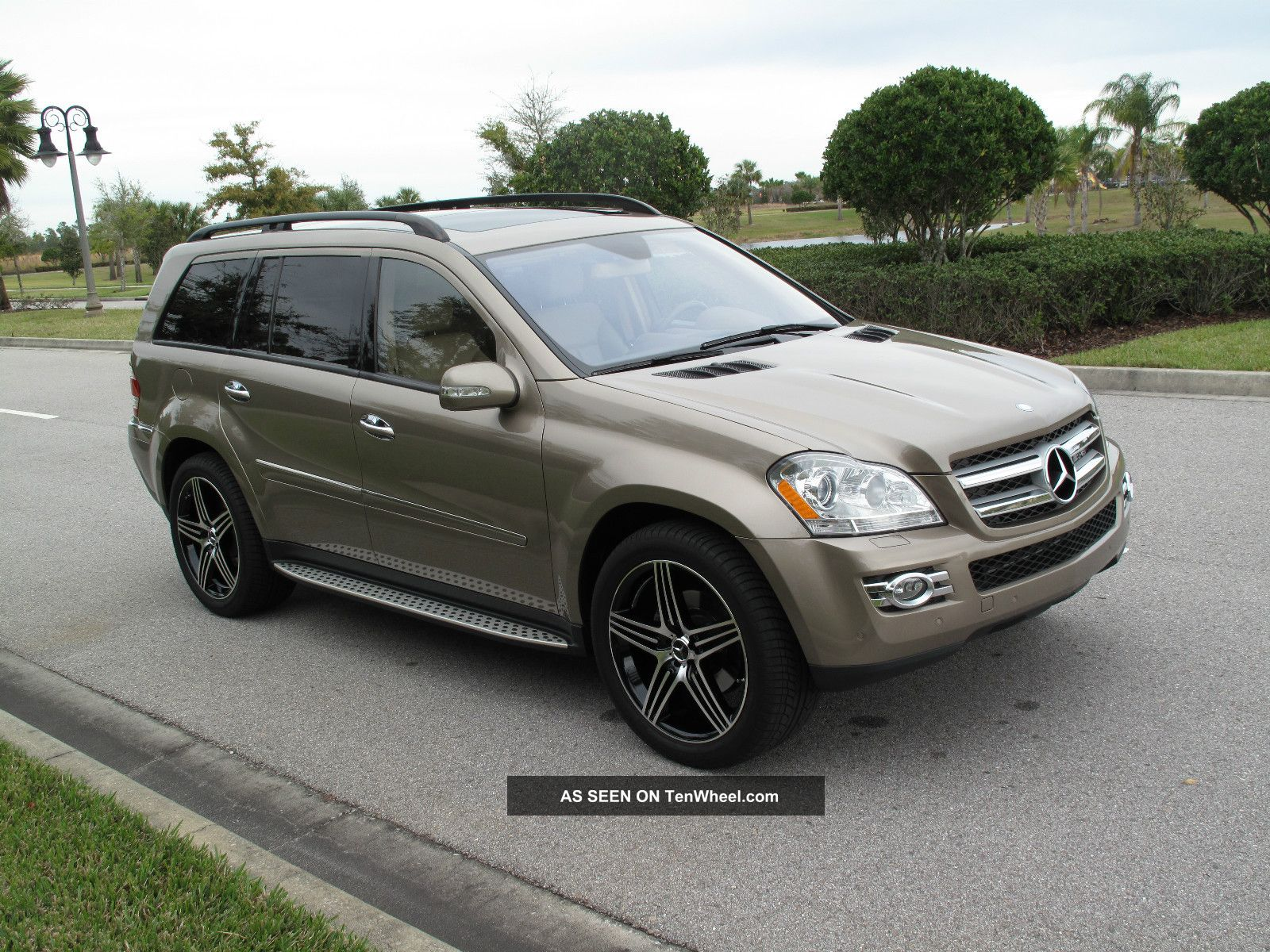 Mercedes benz gl320 cdi diesel 2008 for Mercedes benz gl320 cdi