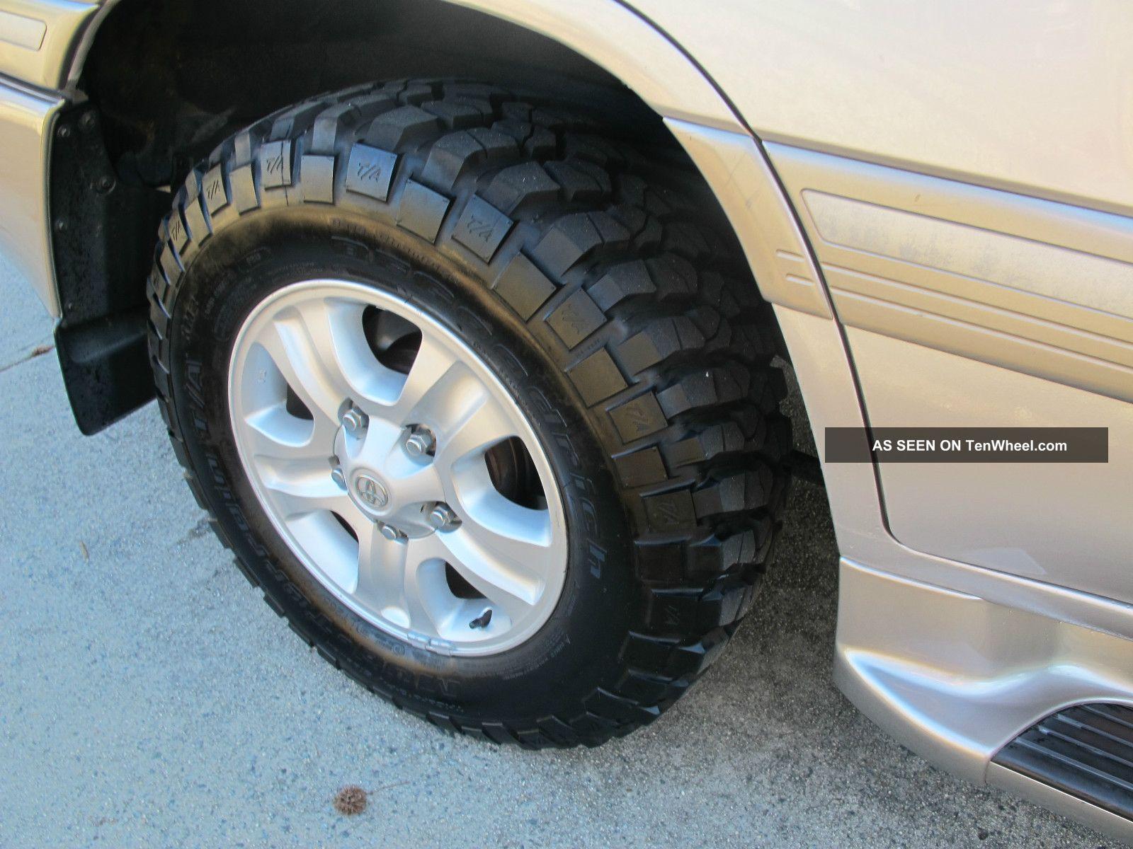 Toyota Land Cruiser Base Sport Utility Door L Lgw