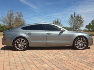 2012 Audi A7 Supercharged photo