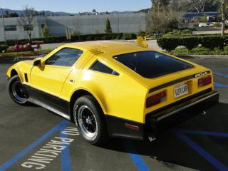 1974 Bricklin Sv - 1 360 V8 Signed By H.  Grasse / M.  Bricklin photo