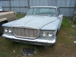 1962 Plymouth Valiant 200 2.  8l photo