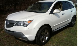2007 Acura Mdx Base Sport Utility 4 - Door 3.  7l photo