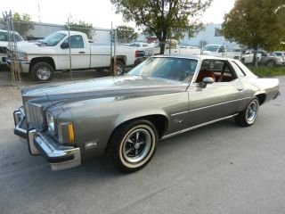 Rare 1975 Pontiac Grand Prix