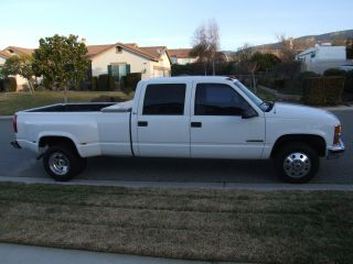 2000 Chevrolet Crew Cab Dually Ls photo