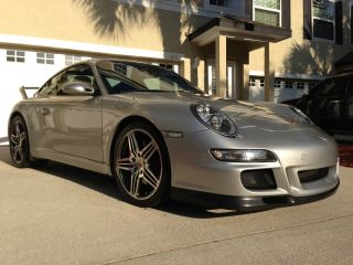 2007 Porsche 911 Carrera S Coupe 2 - Door 3.  8l photo