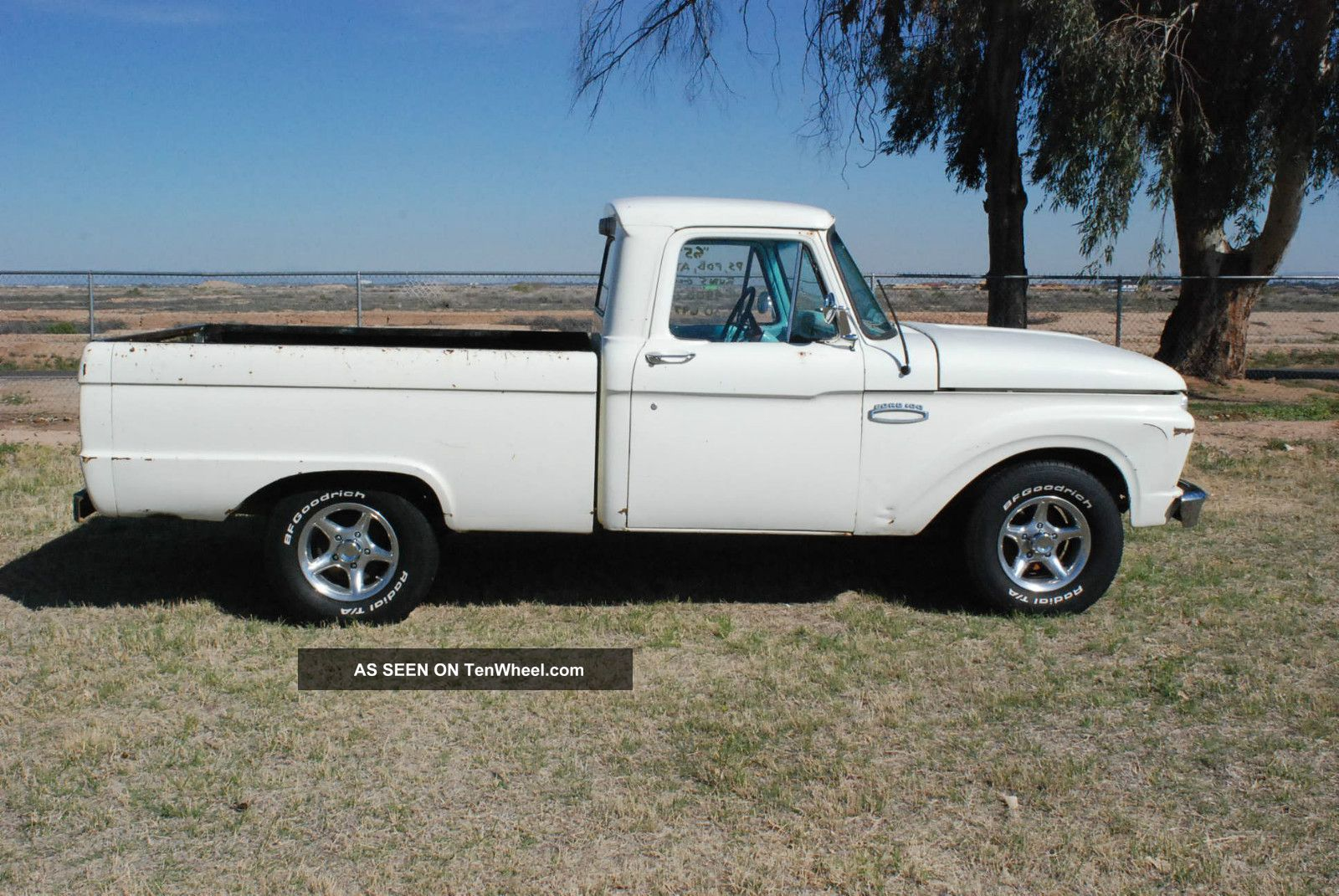 1965 Ford F100 Short Bed Truck 1961 Chevy C10