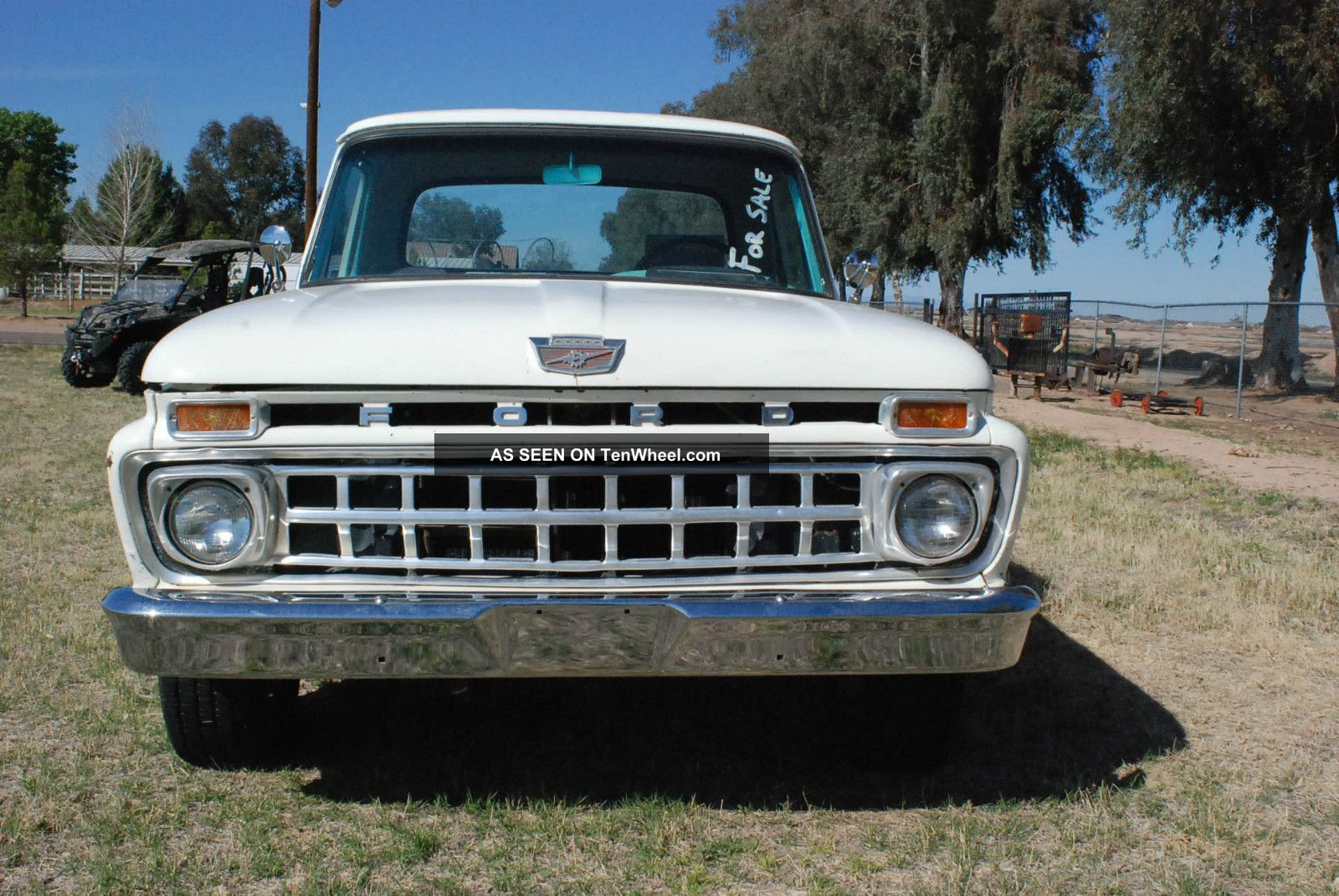 1965 Ford F100 Short Bed Truck 1970