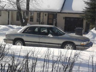 1993 Buick Lesabre Limited Sedan 4 - Door 3.  8l photo
