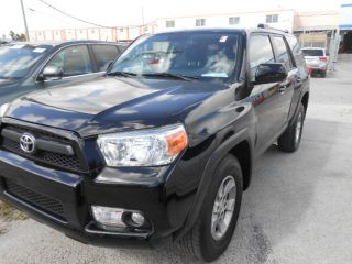 2010 Toyota 4runner Sr5 Sport Utility 4 - Door 4.  0l photo