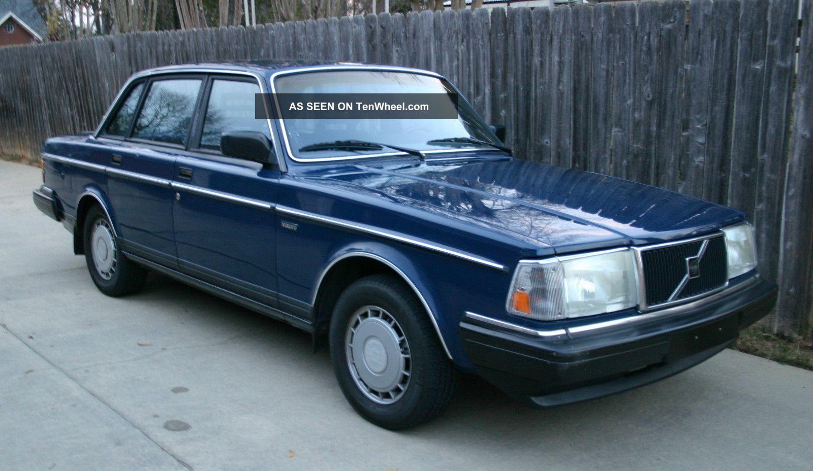Volvo 240 Dl 1986