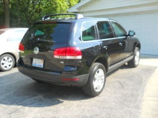 2004 Volkswagen Touareg V6 Sport Utility 4 - Door 3.  2l photo