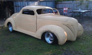 1941 Plymouth Coupe photo