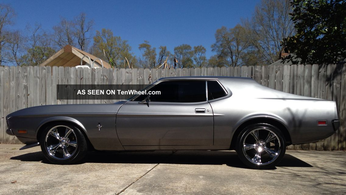 1971 mustang the sexiest body style ford has made to date. Black Bedroom Furniture Sets. Home Design Ideas