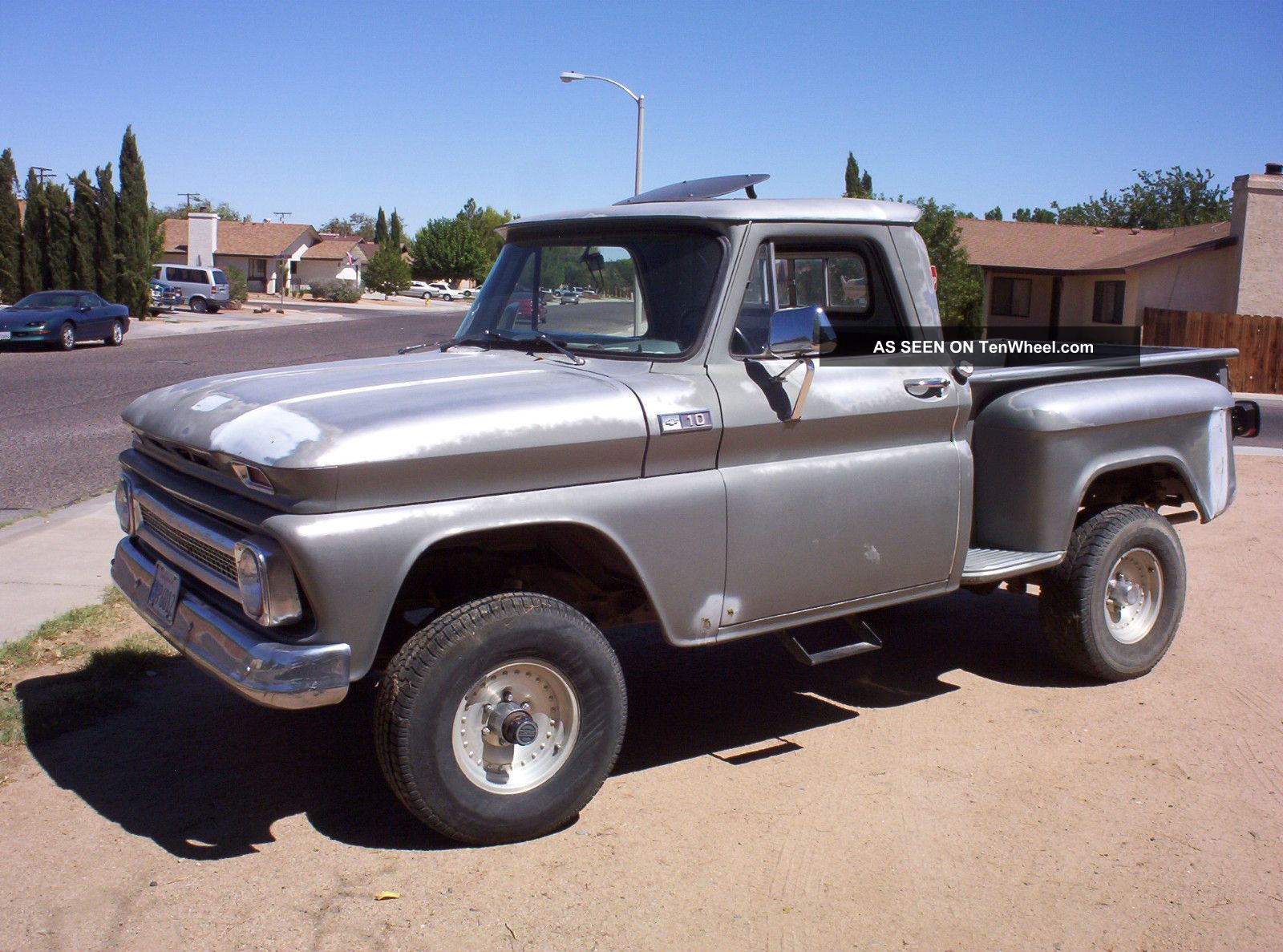 1965 Chevy Pick Up Truck Short Bed