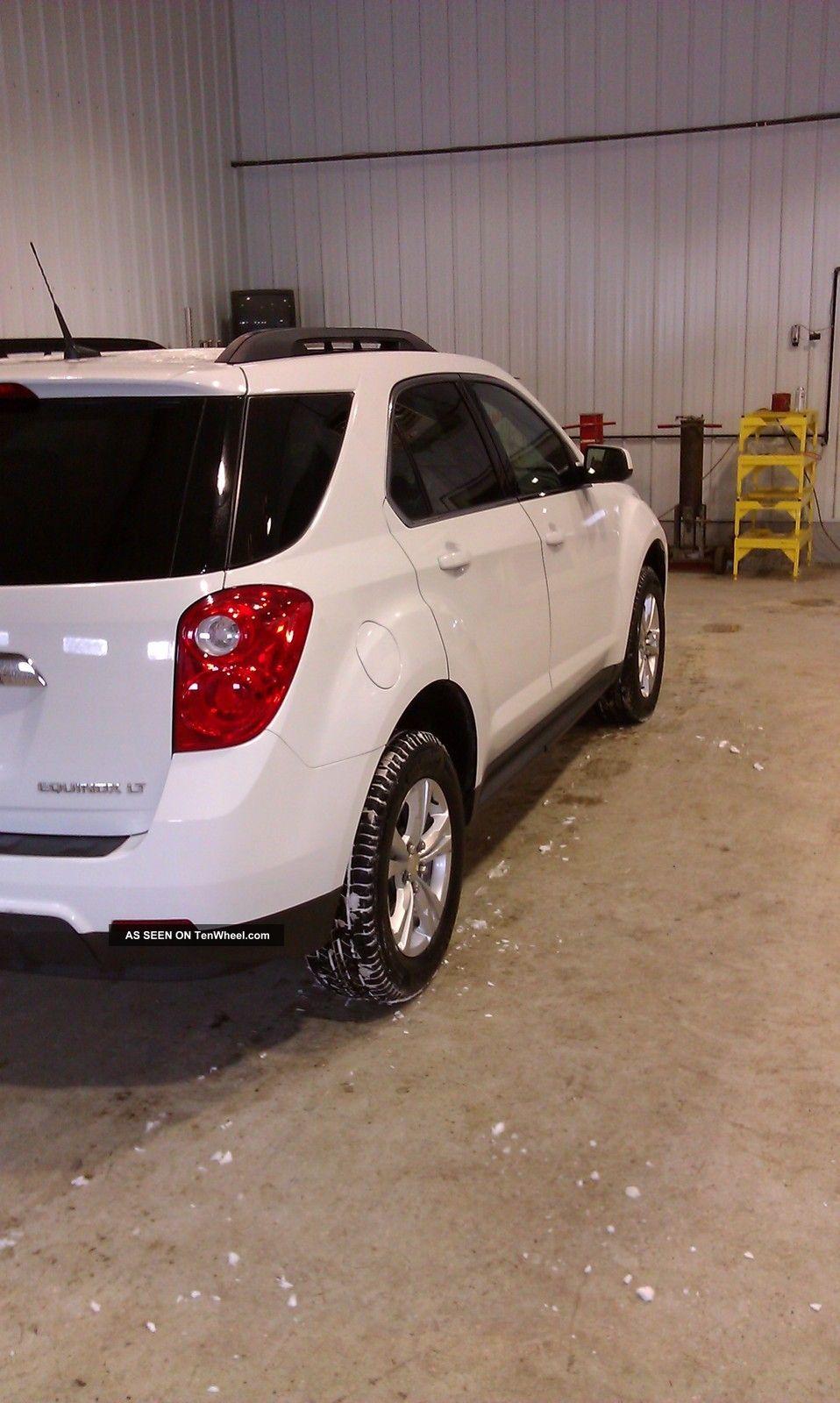 2011 Chevrolet Equinox Lt Sport Utility 4 Door 2 4l