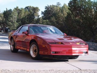 1987 Pontiac Trans Am Firebird Gta photo