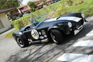 1965 Shelby Cobra Factory Five Built With A 302 5.  0 Engine Many Extras photo