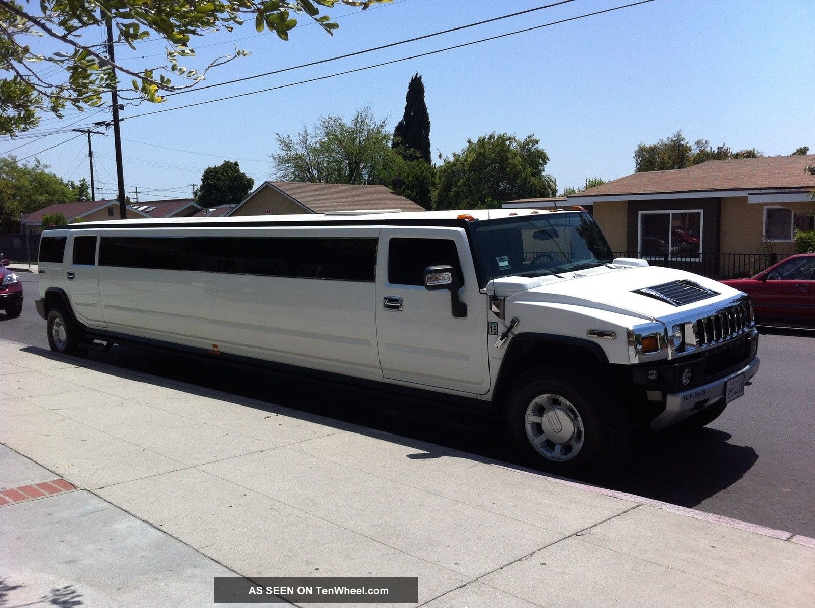 2008 hummer h2 limousine limo. Black Bedroom Furniture Sets. Home Design Ideas