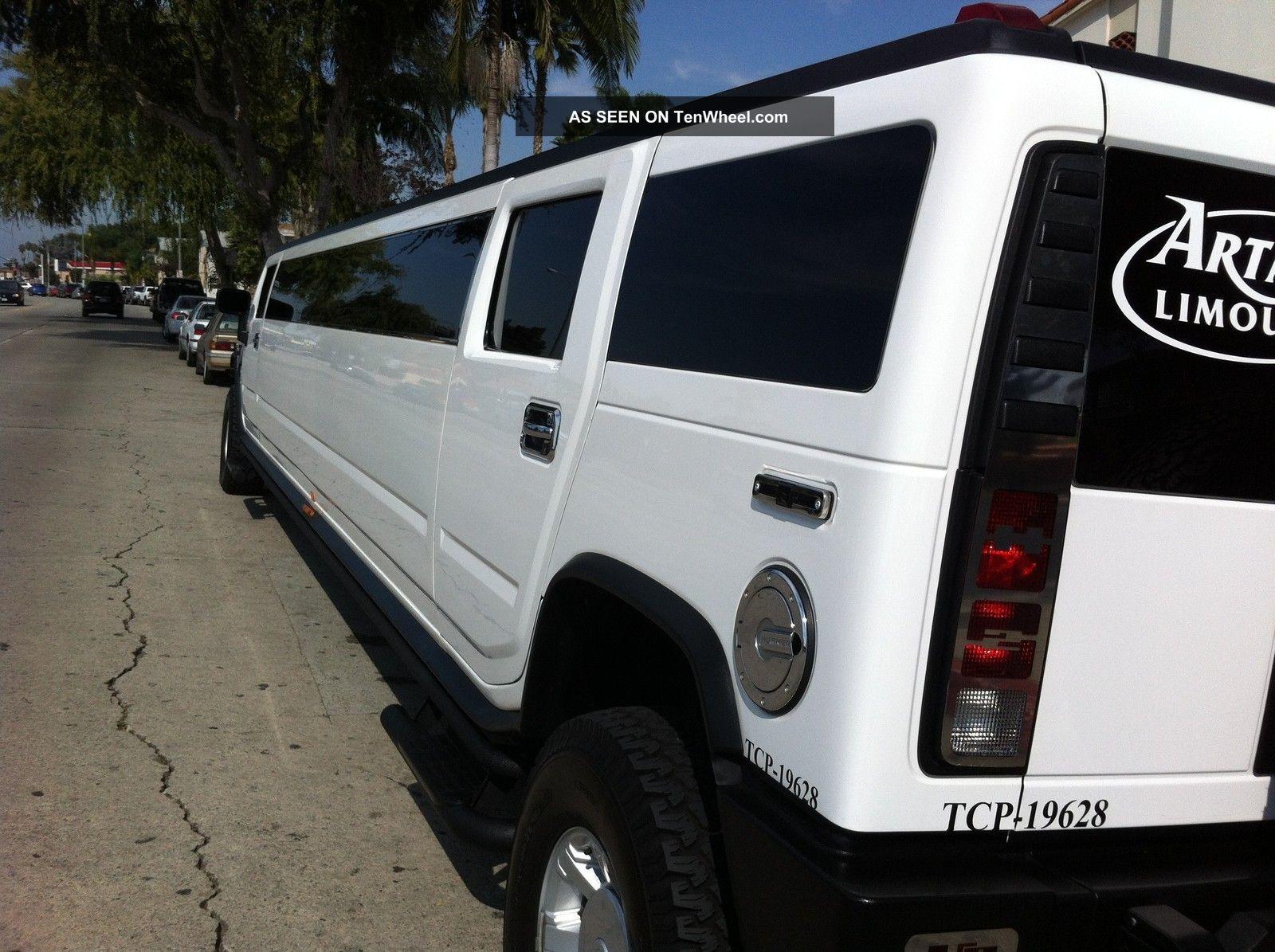 2008 hummer h2 limousine limo. Black Bedroom Furniture Sets. Home Design Ideas