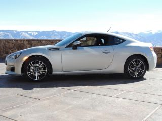 2013 Subaru Brz Premium In Like Condition photo