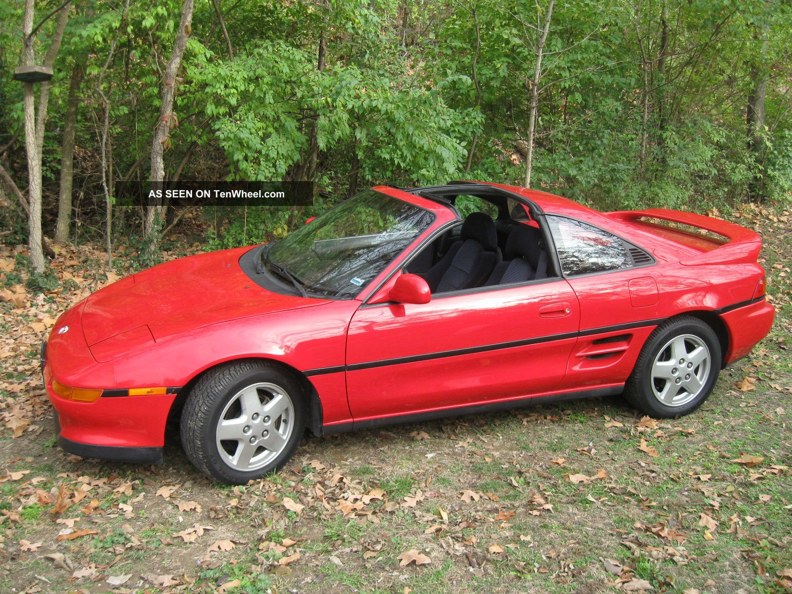 1972 1993 toyota mr2 t tops 5sfe 5speed 95k on 95 honda civic transmission