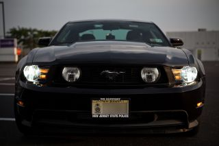 2012 Ford Mustang Gt Coupe 2 - Door 5.  0l photo