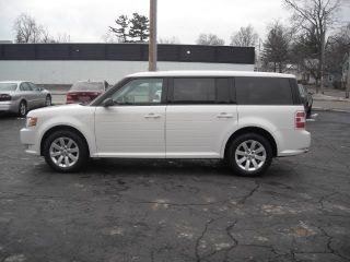 2009 Ford Flex Se Rebuilt Title photo
