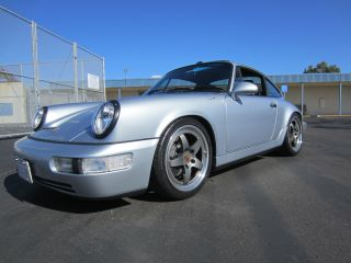1993 Porsche 911 Carrera 2 Coupe 2 - Door 3.  6l photo