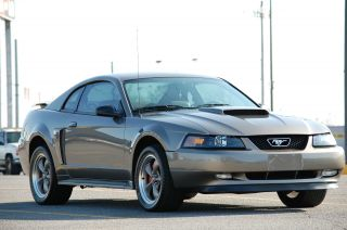 2002 Ford Mustang Gt Coupe 2 - Door 4.  6l photo