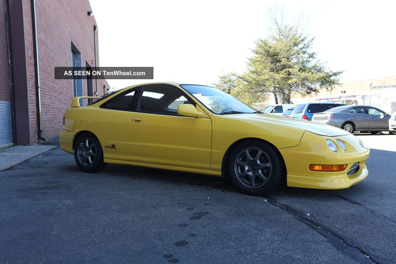2001 acura integra type r hatchback 3 door 1 8l integra photo 1. Black Bedroom Furniture Sets. Home Design Ideas
