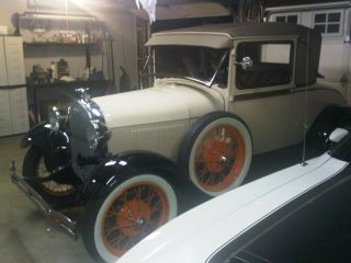 1929 Ford Model A,  Great Condition. photo