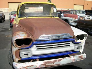 1958 Chevy Apache Truck photo
