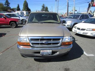 2000 Ford Ranger Xl Extended Cab Pickup 4 - Door 3.  0l photo