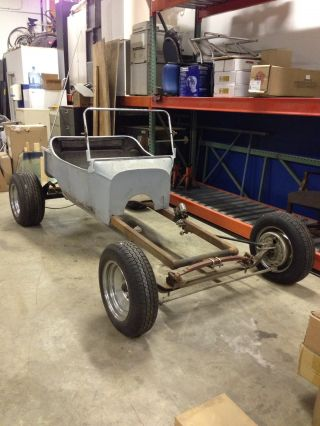 1923 Ford T Bucket Project photo