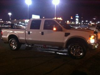 2009 Ford F - 250 Lariat Crew Cab 4x4 Loaded photo