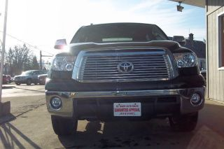 2011 Toyota Tundra Limited Extended Crewmax Pickup 4 - Door 5.  7l photo