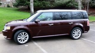 2009 Ford Flex Sel Awd 4dr 44k Mi 20