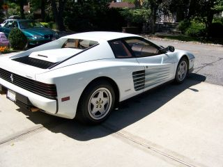 1989 Testarossa 2nd Owner All photo