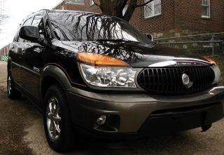 2002 Buick Rendezvous Cxl Plus Sport Utility 4 - Door 3.  4l photo