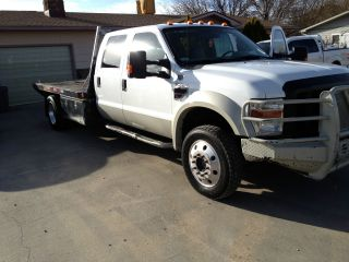 , 2008 Ford F - 450 Flatbed photo