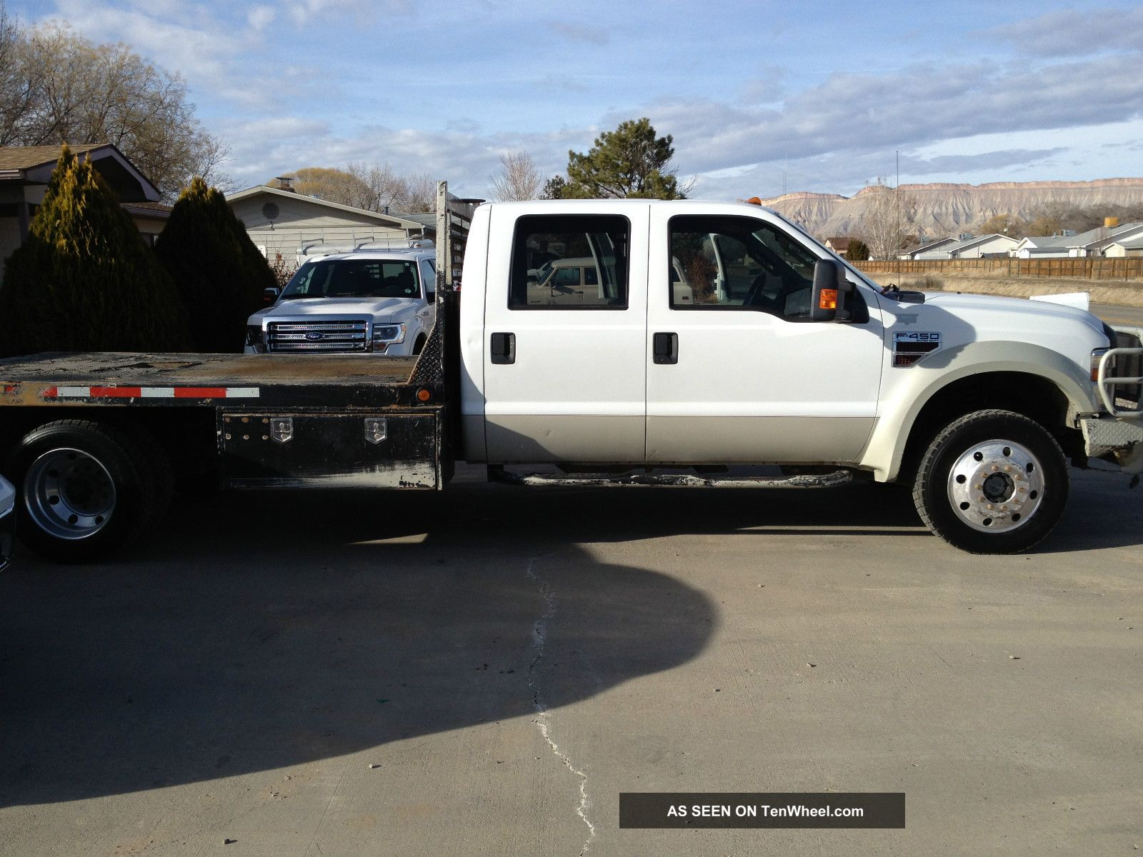 2013 ford f250 towing autos weblog. Black Bedroom Furniture Sets. Home Design Ideas