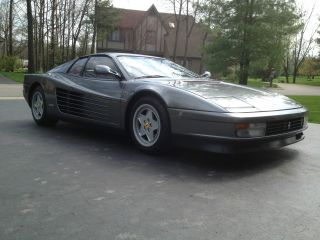 1991 Ferrari Testarossa Perfect photo