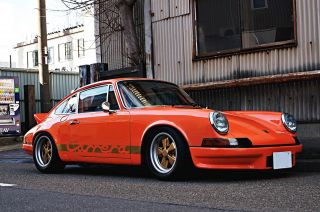 Porsche 1972 911t Rs 3.  6 Race Track Street Bare Metal Restlation Just Done photo