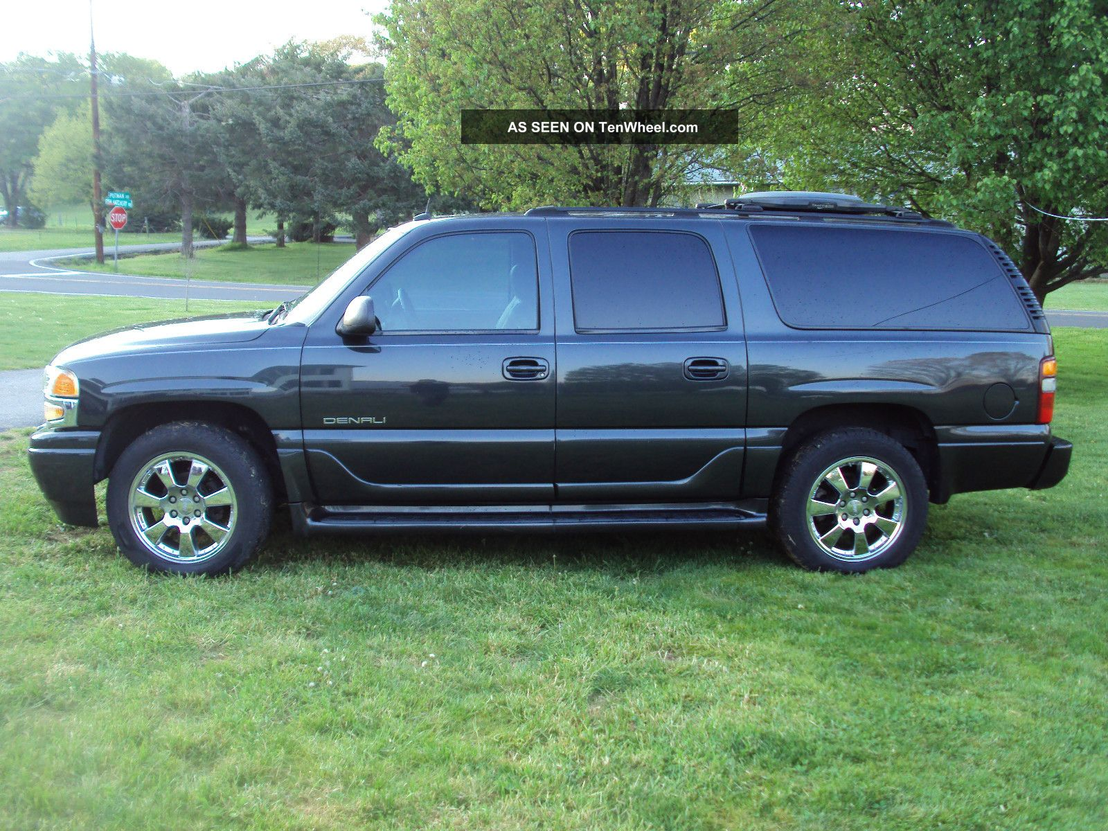 2003 gmc yukon denali xl awd loaded. Black Bedroom Furniture Sets. Home Design Ideas