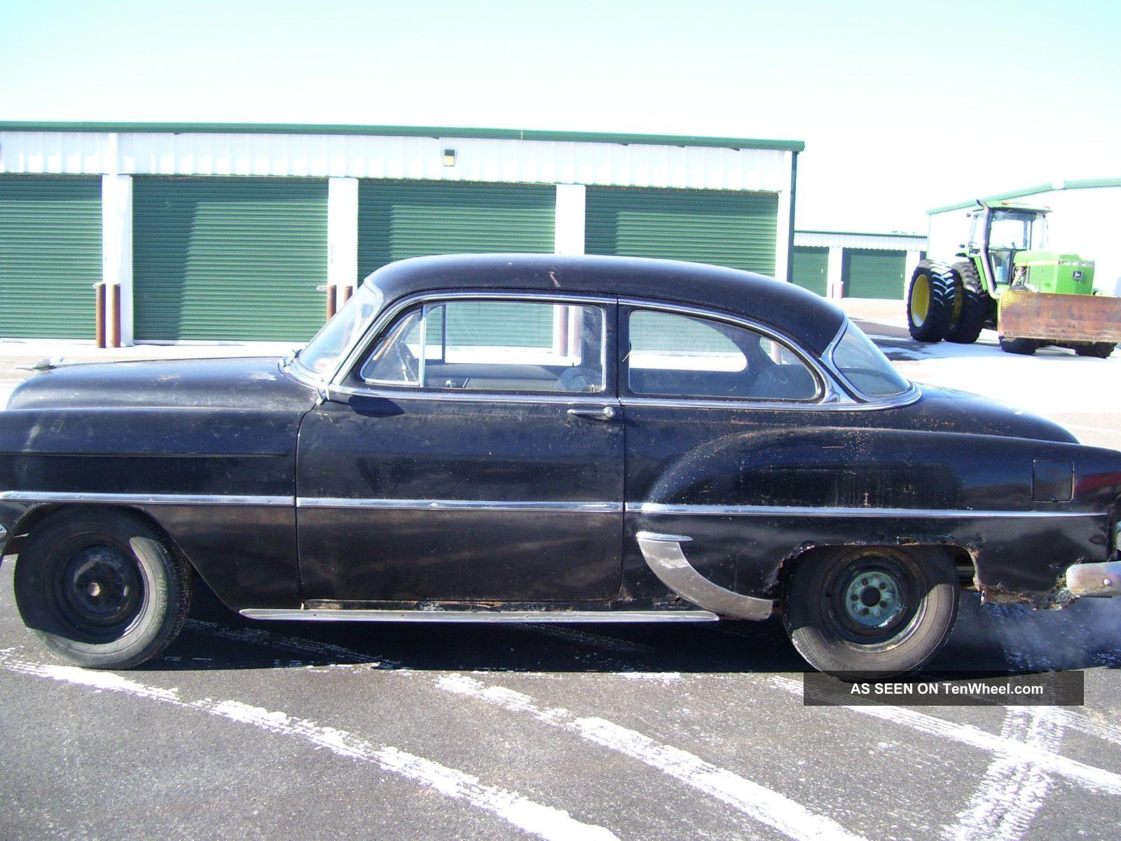 1954 Chevy 2 Door Coupe Bel Air/150/210 photo